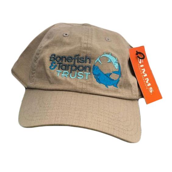 simms ripstop hat grey